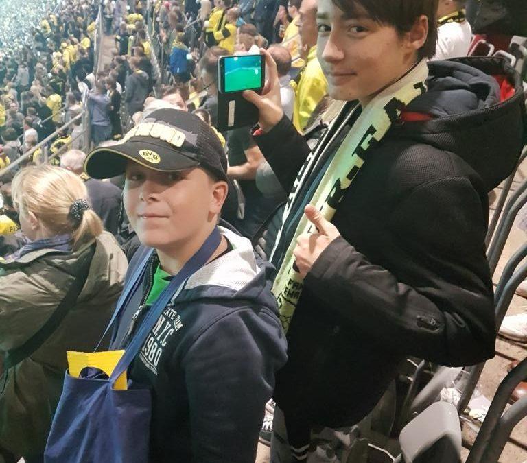 Stadionbesuch beim BVB