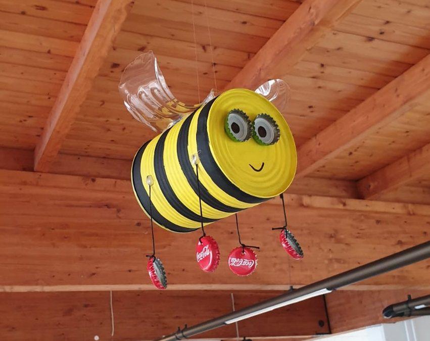 Bienenbasteln