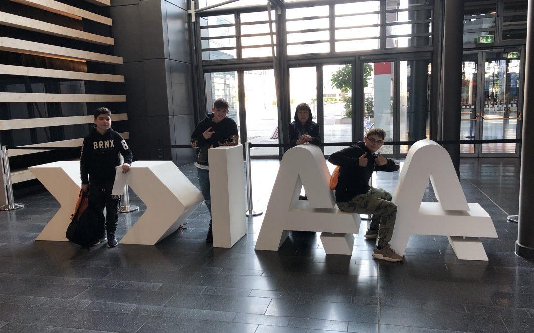 Besuch der IAA