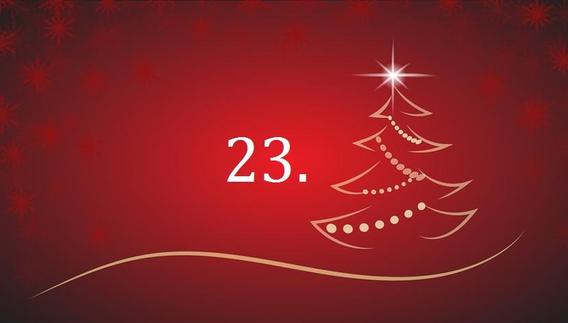 23. Türchen