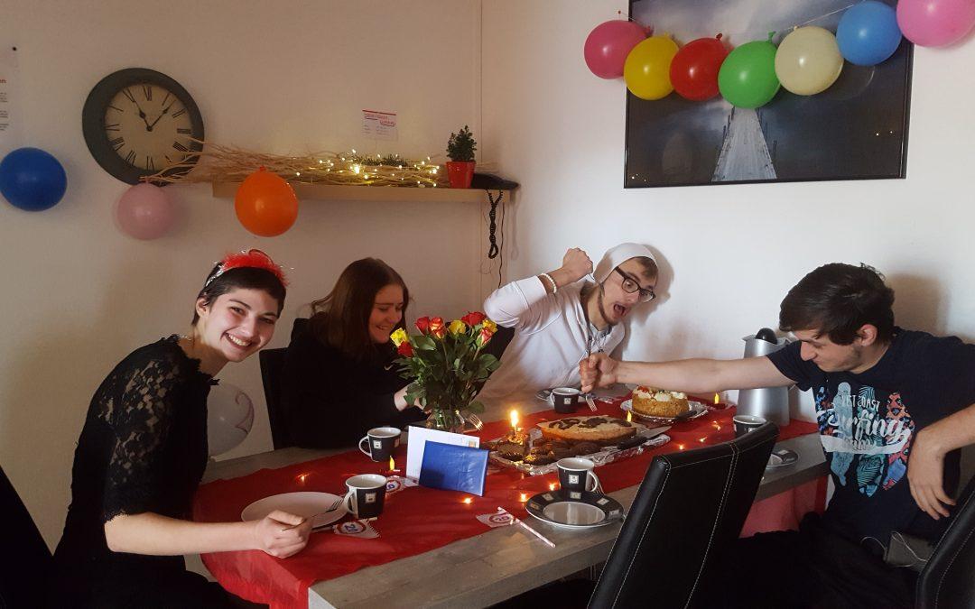 Geburtstag von Lea