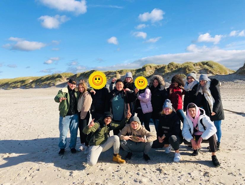 Gruppe Erich Kästner in Dänemark